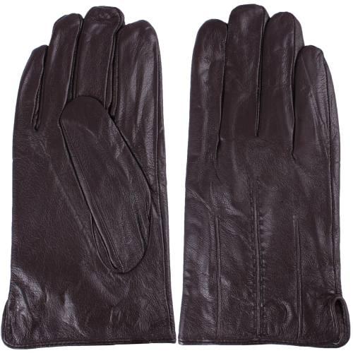 دستکش مردانه چرم واته مدل BR78