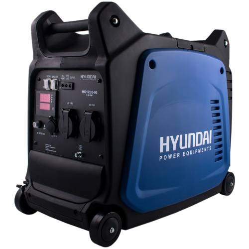 موتور برق هیوندای مدل HG1230-IG