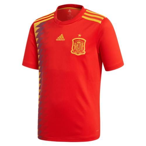 پیراهن ورزشی تیم اسپانیا مدل001