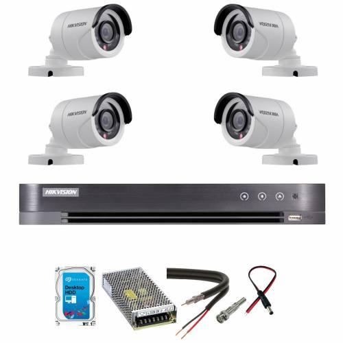 سیستم امنیتی هایک ویژن مدل HKHD2B4