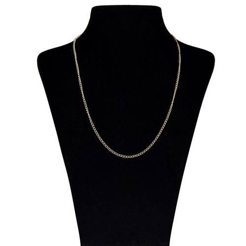 زنجیر طلا 18 عیار ماهک مدل MM0653