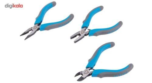 مجموعه 3 عددی ابزار اکتیو مدل AC6115E