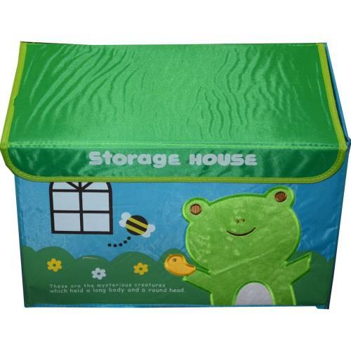 جعبه کودک کالای خواب متین طرح home3