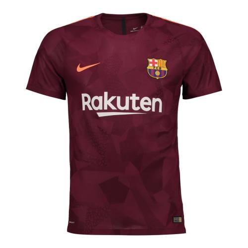 پیراهن تمرینی تیم بارسلونا مدل 3-2018