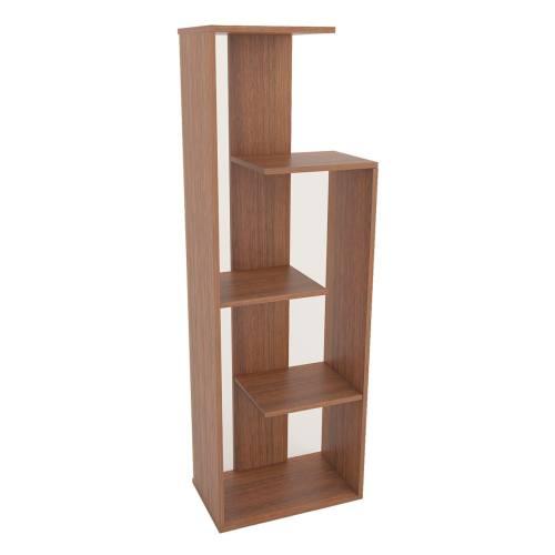 قفسه اداری سازینه چوب سری هیرو مدل S-S701