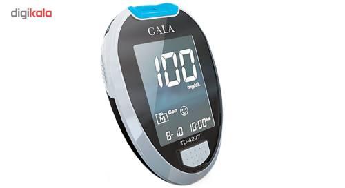 دستگاه تست قند خون گالا مدل TD4277