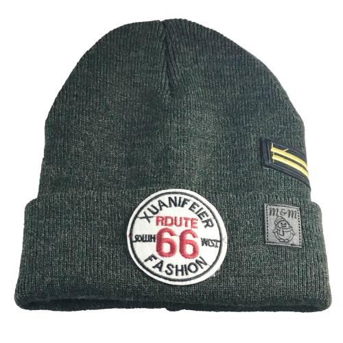 کلاه بافتنی ام اند ام مدل 03