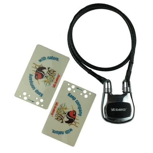 قفل کارتی سایکو کد 3W-SM