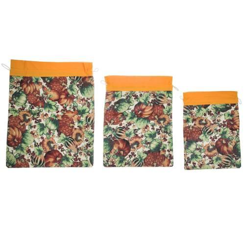 کیسه سبزیجات رزین تاژ مدل Squash بسته 3 عددی