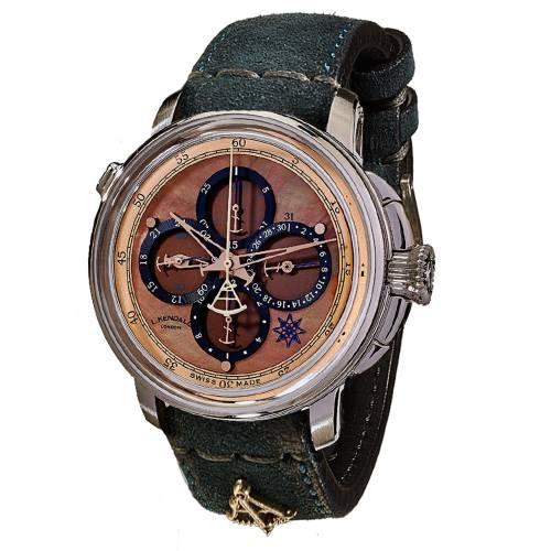 ساعت مچی عقربه ای مردانه ال کندال مدل K4-002
