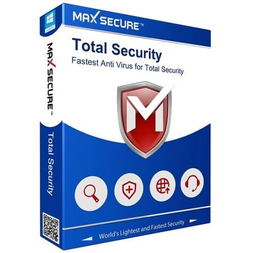 نرم افزار امنیتی مکس سکیور مدل Total Security