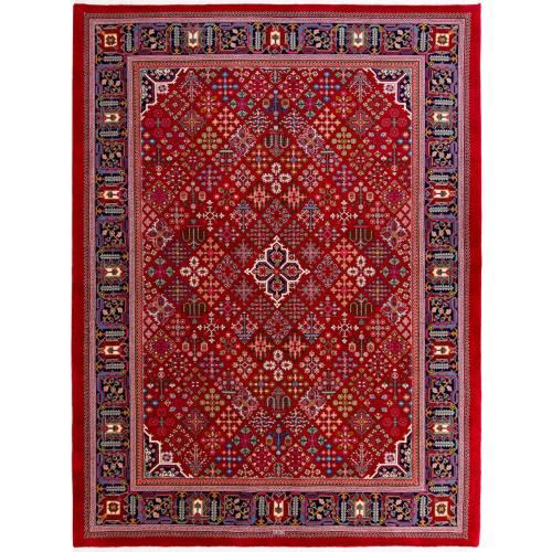 فرش دستباف چهار متری میمه کد IR1.2
