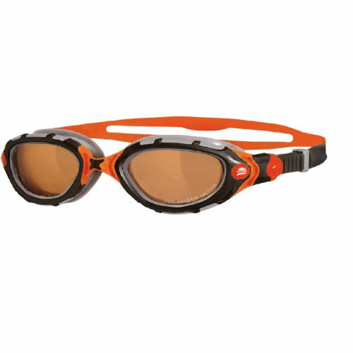 عینک شنای زاگز مدل Predator Flex Active