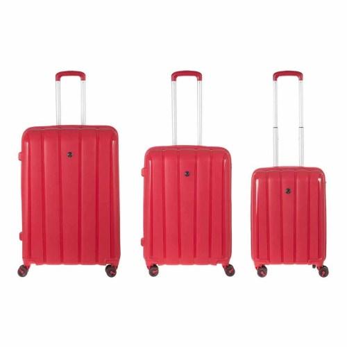 مجموعه سه عددی چمدان کانوود مدل PPT001