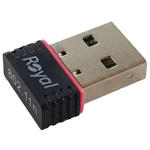 کارت شبکه USB بی سیم  رویال مدل RW -110