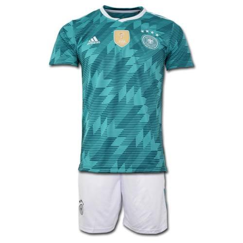 پیراهن و شورت تمرینی تیم ملی آلمان طرح دوم جام جهانی 2018