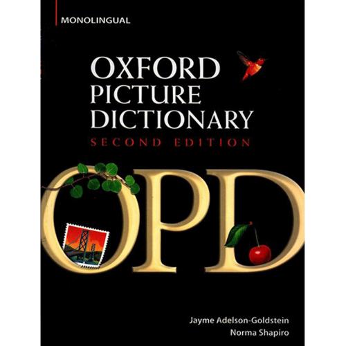 کتاب زبان Oxford Picture Dictionary اثر Jayme Adelson