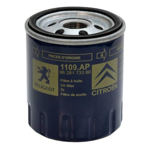 فیلتر روغن اورجینال مدل 1109AP مناسب برای پژو 405 و زانتیا
