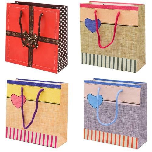 پاکت هدیه  کد 4005 سایز 1  مجموعه چهار عددی