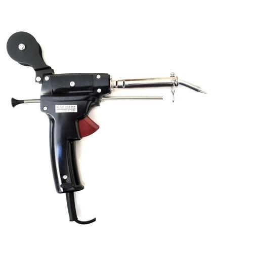 هویه  تفنگی 80 وات هاکو مدل MG 587I  با تغذیه قلع خودکار