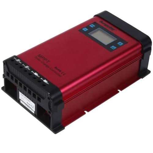 کنترل کننده دیجیتال شارژ خورشیدی واگان مدل 8118 نوع MPPT ظرفیت 80  آمپر