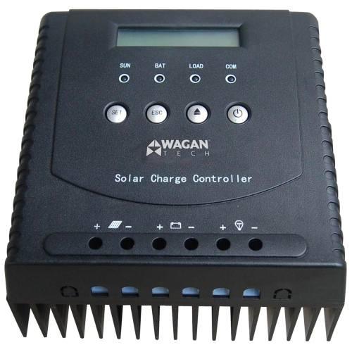 کنترل کننده دیجیتال شارژ خورشیدی واگان مدل 8-8116  نوع MPPT