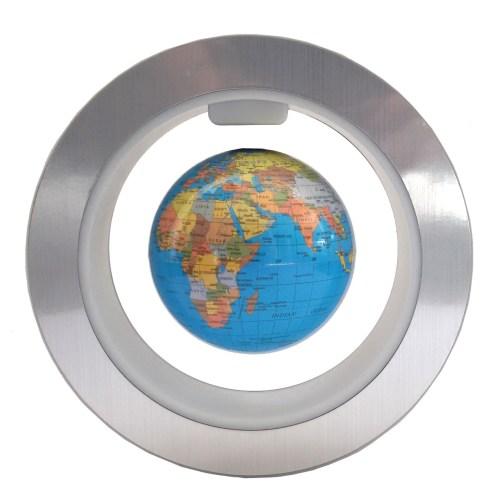 کره جغرافیایی مغناطیسی معلق مدل دایره