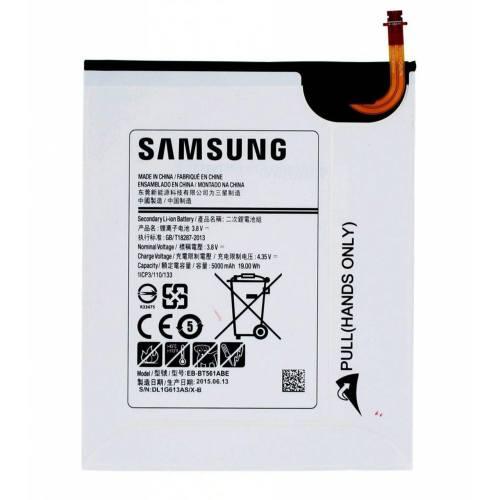 باتری تبلت مدل EB-BT561ABE با ظرفیت 5000 میلی آمپر مناسب برای Galaxy Tab E 9.6