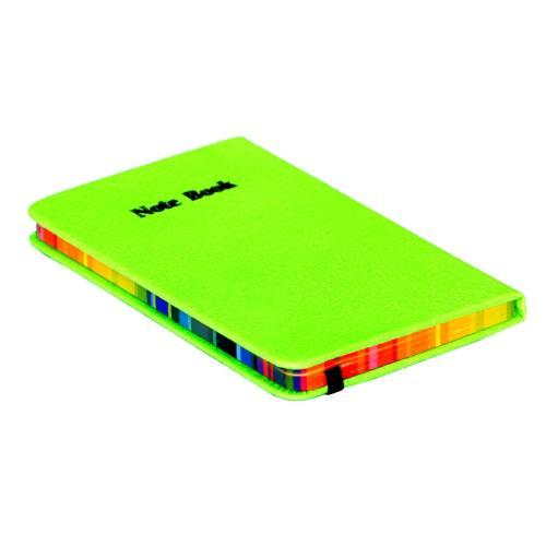 دفترچه یادداشت ترنم مدل رنگین کمان