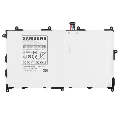 باتری تبلت سامسونگ مدل SP368487A با ظرفیت 6100 میلی آمپر مناسب برای Galaxy Tab 8.9