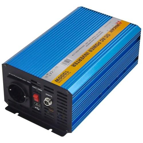 مبدل برق واگان مدل 3017 ظرفیت 1 کیلووات