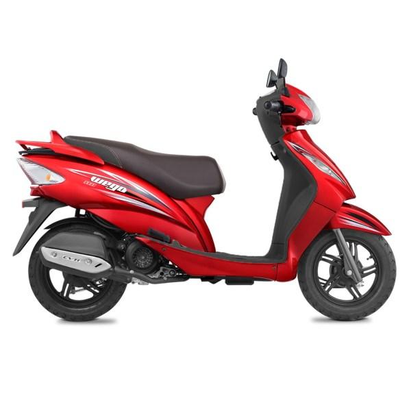 موتورسیکلت تی وی اس مدل وگو 110 سال 1395 | MotorCyclet WEGO 110 CC