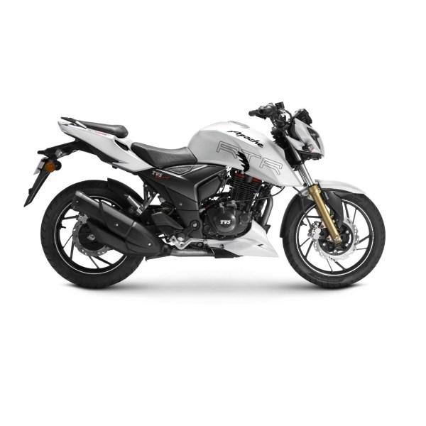موتورسیکلت تی وی اس مدل Apache RTR 200 سال 1397 | TVS Apache RTR 200 1397 Motorbike