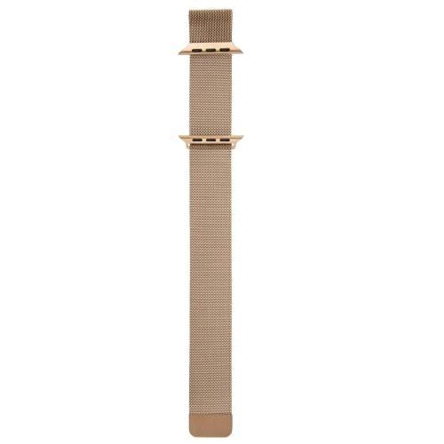 بند فلزی مدل Milanese Loop مناسب برای اپل واچ 38 میلی متری