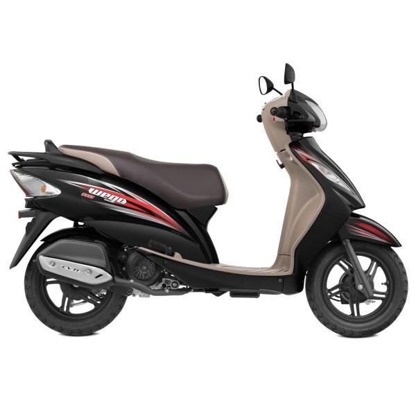 موتورسیکلت تی وی اس مدل وگو 110 سال 1397 | MotorCyclet WEGO 110 CC
