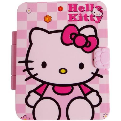 ست آینه و شانه کودک مدل Hello Kitty