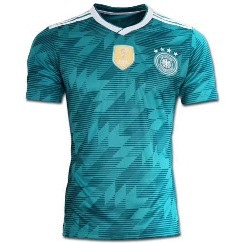 پیراهن تمرینی تیم ملی آلمان مدل Away-2018