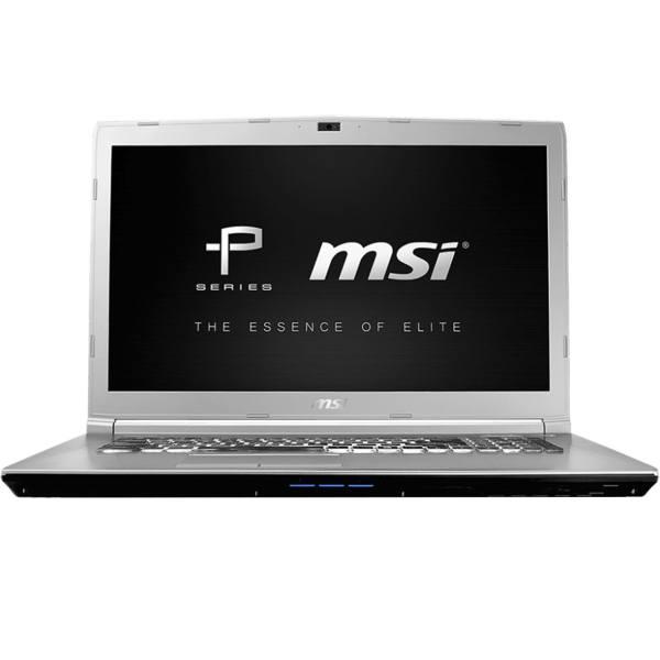 لپ تاپ 15 اینچی ام اس آی مدل PE62 7RD - A   MSI PE62 7RD - A - 15 inch Laptop