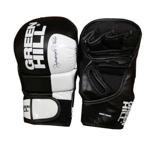 دستکش رزمی گرین هیل مدل MMA-G002