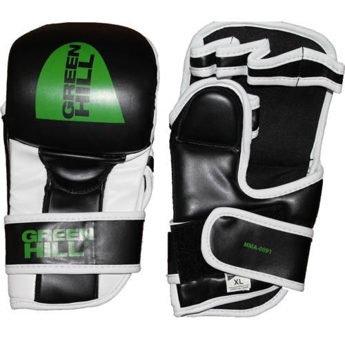 دستکش رزمی گرین هیل مدل MMA-0091