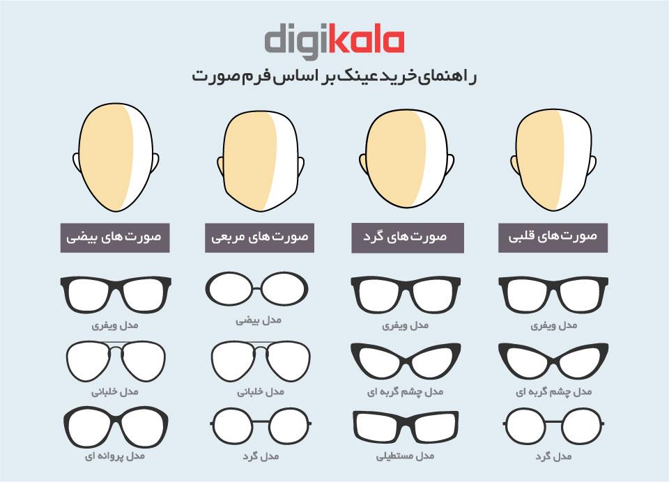 عینک آفتابی نایکی سری Essential مدل 001-EV 1000 infographic
