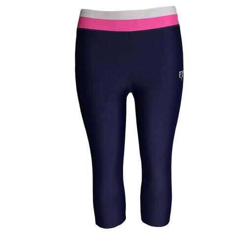 شلوارک ورزشی زنانه ساکریکس مدل LB236.NEVY