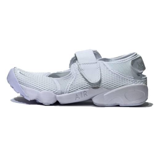 کفش راحتی مردانه نایکی مدل Rift white
