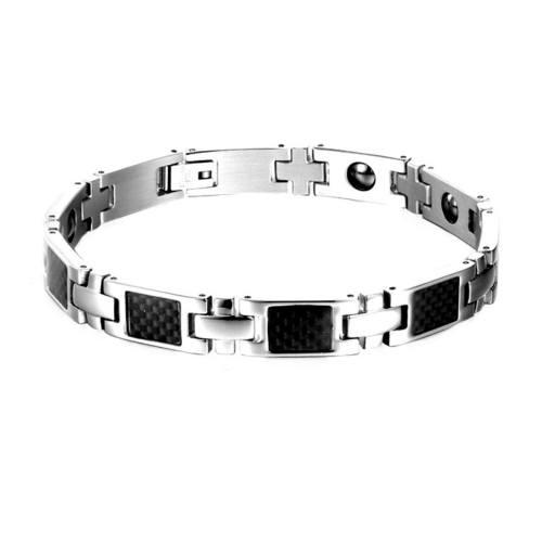 دستبند مغناطیسی کربن اورجینال داتیس مدل 107 carbon