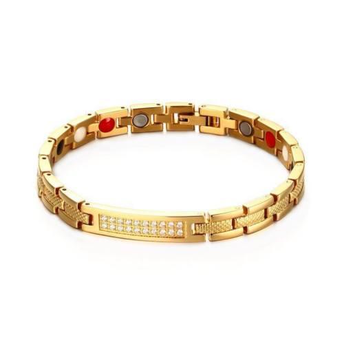 دستبند مغناطیسی اورجینال داتیس مدل gold 111