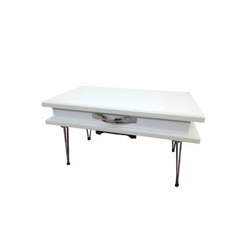 میز چرخ خیاطی آرکام مدل تاشو