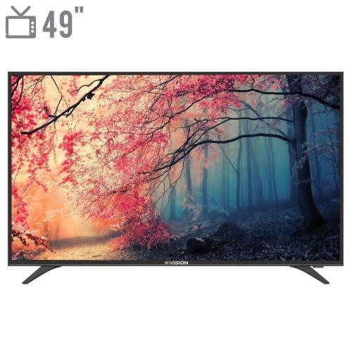 تلویزیون ال ای دی ایکس ویژن مدل 49XT520 سایز 49 اینچ