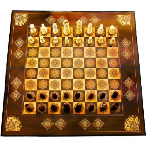 شطرنج الف با کد 326