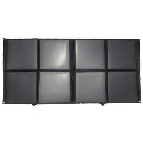 پنل خورشیدی جمع شونده کیفی  سولار می مدل 100 وات