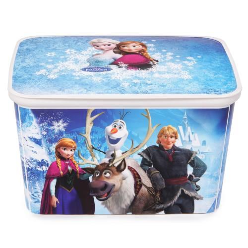 جعبه اسباب بازی کرور مدل Frozen
